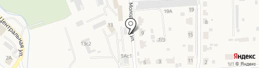КрасЖК на карте Солонцов