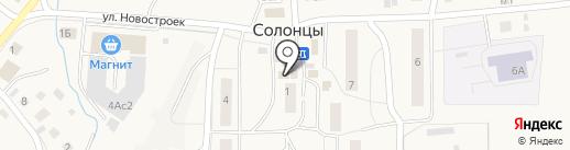1000 мелочей на карте Солонцов