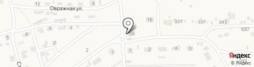 Продуктовый магазин на карте Солонцов