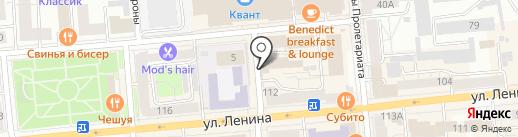 Взбодрись! на карте Красноярска