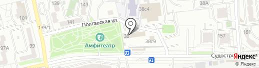 Смартлаб на карте Красноярска
