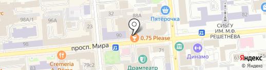 075 please на карте Красноярска