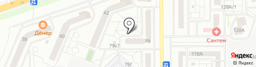 Wilson на карте Красноярска