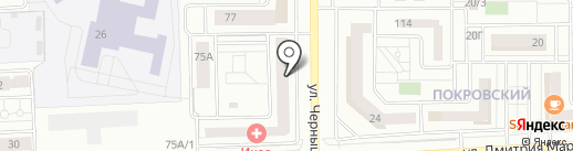 Bora-Bora на карте Красноярска