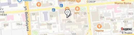 S.M.K. на карте Красноярска