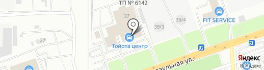 Успешный квартал на карте Красноярска
