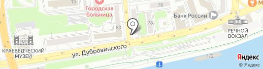 OroRosso на карте Красноярска