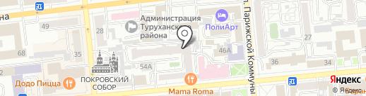 iRazbil на карте Красноярска