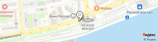 М-Трейд на карте Красноярска