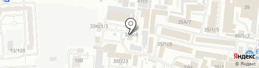 MaxStyling на карте Красноярска