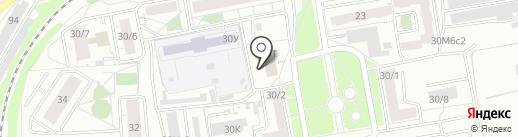 GRUPPA на карте Красноярска