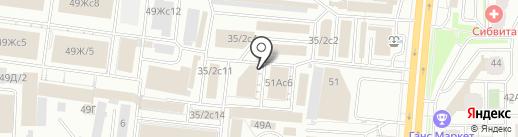 КТТ24.RU на карте Красноярска