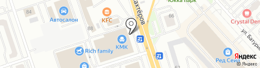 МебельГид на карте Красноярска