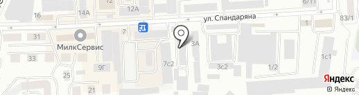 Fix Price на карте Красноярска