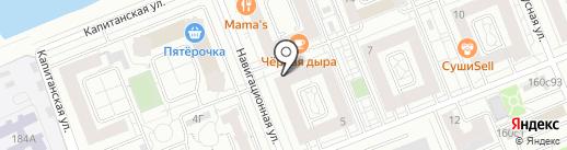 MarketingTime Красноярск на карте Красноярска