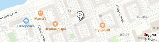 Store-Apple.ru на карте Красноярска
