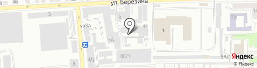 Video-Bit на карте Красноярска