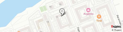 ЖилСервисИнвест на карте Красноярска