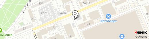 Trade Extreme на карте Красноярска
