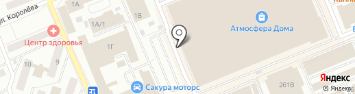 Ledservice на карте Красноярска