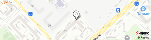 Molly hairstyle bar на карте Красноярска