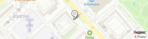 Умные решения на карте Красноярска