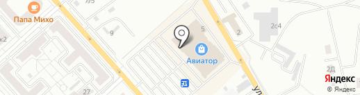 Ламинат-Эксперт на карте Красноярска