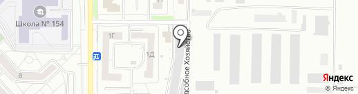 Париж авто на карте Красноярска