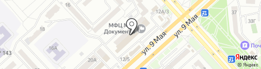 Ваши Деньги на карте Красноярска