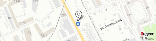 Торговая компания на карте Красноярска