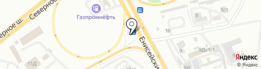 Razbil24.ru на карте Красноярска