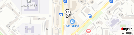 Sfood на карте Красноярска