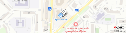 Травы Сибири на карте Красноярска