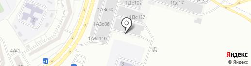 ГАРАНТ на карте Красноярска