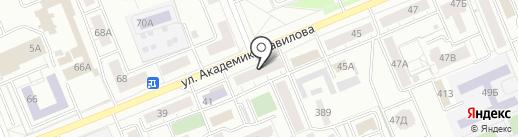 Don Corleone на карте Красноярска