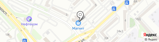 JUMANJI на карте Красноярска