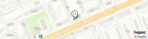 PROFIT на карте Красноярска