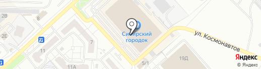 Fresh-Coffee на карте Красноярска