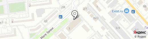 V-tech на карте Красноярска