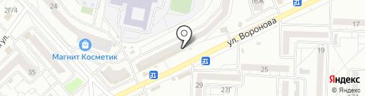 Голливуд на карте Красноярска