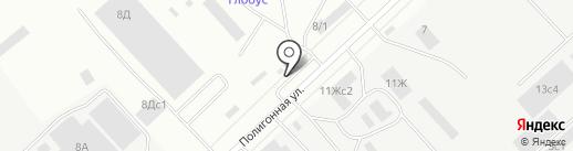 Japan dok на карте Красноярска