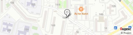 Кондитерская лавка на карте Красноярска