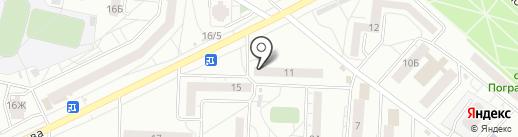 Bierhaus на карте Красноярска