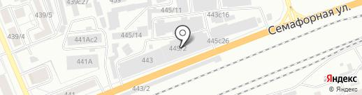 СибТорг на карте Красноярска