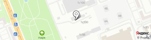 А-Арт на карте Красноярска