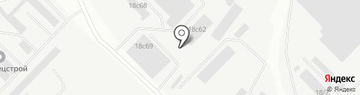 РЕГИОНПРОМТОРГ на карте Красноярска