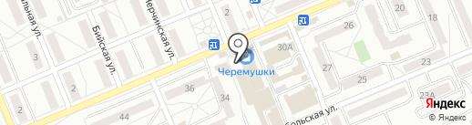 FitBaza на карте Красноярска