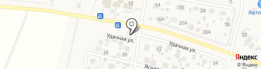Заповедный на карте Кузнецово
