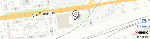 СибТеплоКомплект на карте Красноярска