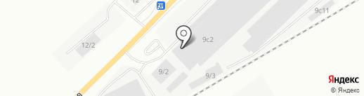 СИБИРСКАЯ ОПТОВАЯ КОМПАНИЯ на карте Красноярска